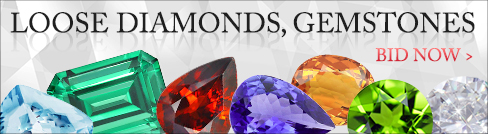 Loose Diamonds, Gemstones