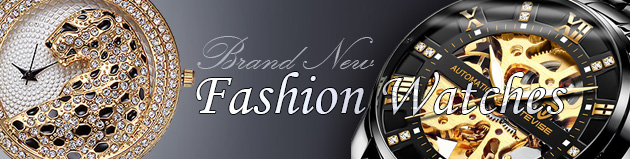 Brand New Fashion Watches
