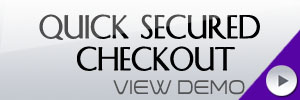Quick Secured Checkout