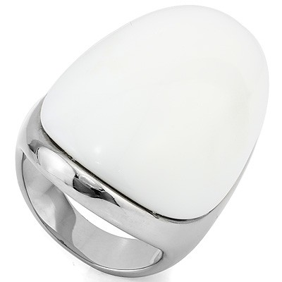 SPECTACULAR HEAVY STAINLESS STEEL RING