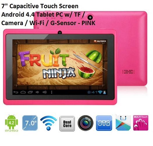 Jewelryroom com - SUPERB ! 7 INCH CAPACITIVE TOUCH SCREEN