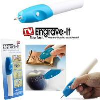 BRILLIANT ! ELECTRONIC ENGRAVER FOR ANY SURFACE