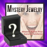 MYSTERY JEWELRY! 100% GUARANTEE SATISFACTION, WHATEVER AUCTION PRICE ENDED