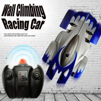 IRRESISTIBLE ! RECHARGEABLE INFRARED REMOTE CONTROL WALL CLIMBING CAR