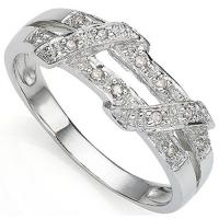SPLENDID !  (12 PCS) DIAMOND 10KT SOLID GOLD WEDDING RING