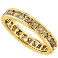 SUPERB ! 1 2/3 CARAT (24 PCS) DIAMOND 14KT SOLID GOLD RING