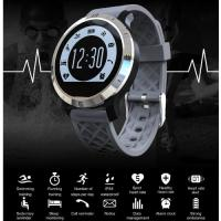DAZZLING ! SPORT SLEEP PEDOMETER ACTIVITY TRACKER HEART RATE MONITOR  WATERPROOF IP68 SMART WATCH FOR SWIMMING