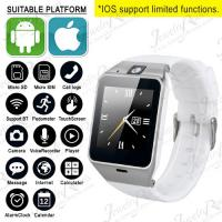 PRECIOUS ! SMART BLUETOOTH WATCH NFC CAMERA TF CARD WRISTWATCH FOR IOS ANDROID