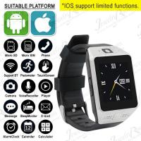 DAZZLING ! BLUETOOTH SMART WATCH PHONE MATE FOR ANDROID IOS PHONE