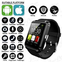 IRRESISTIBLE ! MULTI-FUNCTION BLUETOOTH SMART WRIST WATCH PHONE MATE FOR ANDROID IOS PHONE