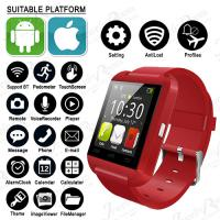 FOXY ! MULTI-FUNCTION BLUETOOTH SMART WRIST WATCH PHONE MATE FOR ANDROID IOS PHONE