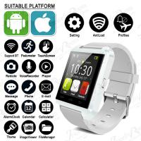 BEAUTEOUS ! MULTI-FUNCTION BLUETOOTH SMART WRIST WATCH PHONE MATE FOR ANDROID IOS PHONE