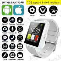 HOT ! BLUETOOTH 4.0 SMART WATCH SWEATPROOF SMART WATCH PHONE FOR IOS ANDROID