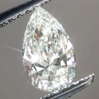 0.44 CARAT DIAMOND (SI) PEAR CUT LOOSE