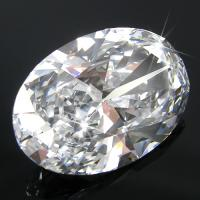 0.51 CARAT DIAMOND (VS) OVAL CUT LOOSE