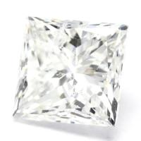 0.97 CARAT DIAMOND PRINCESS CUT LOOSE