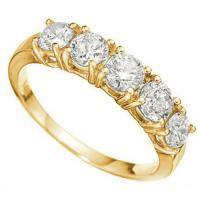 1.00 CT DIAMOND 14KT SOLID GOLD ENGAGEMENT RING