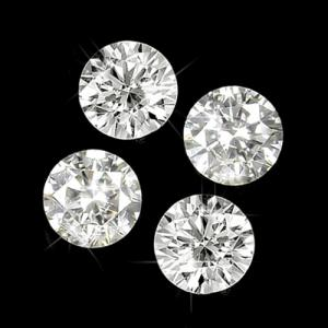 0.52 CT DIAMOND BRILLIANT CUT LOOSE LOT