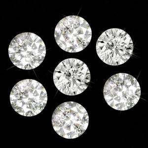 1.06 CT GENUINE DIAMOND BRILLIANT CUT LOOSE LOT