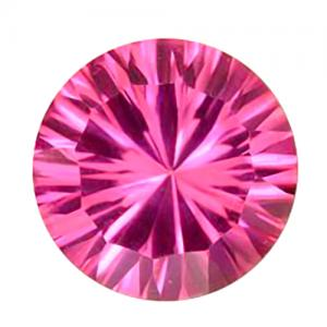 4.27 CT IMPERIAL PINK TOPAZ (VS) AMAZING SPARKLING LOOSE GEMSTONE