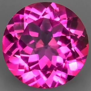 10.00 CT PINK TOPAZ IMPERIAL PINK Loose Diamond & Gemstones