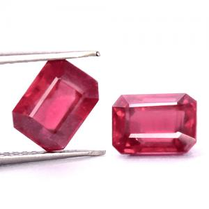 1.65 CT AFRICAN RUBY AMAZING SPARKLING LOOSE GEMSTONE LOT