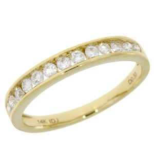 (CLOSEOUT #212) FINE JEWELRY (VS-SI) DIAMOND 14KT SOLID GOLD RING (SIZE 7)