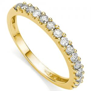 VS CLARITY ! 2/5 CT DIAMOND (VS CLARITY) 14KT SOLID GOLD RING